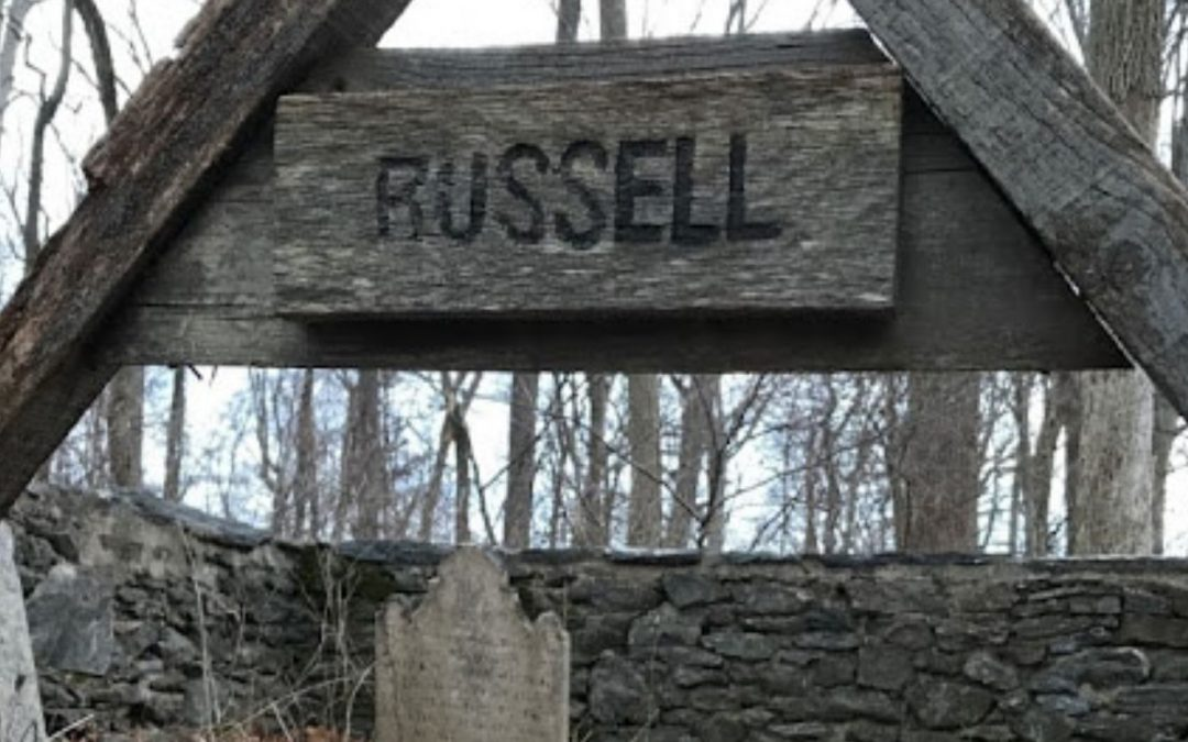 Russell Cemetery | Hidden in Ridley Creek State Park